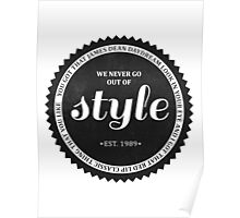 STYLE. Poster