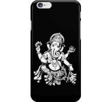 Lord Ganesh for dark colours iPhone Case/Skin