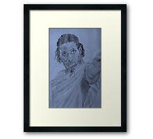Didier  Drogba Framed Print
