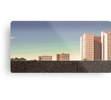 Housing Commission: Collingwood Metal Print