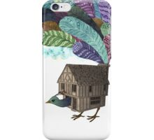 the birdhouse revisited  iPhone Case/Skin