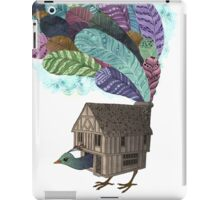 the birdhouse revisited  iPad Case/Skin