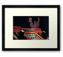 TV-Game 15 - Nintendo (1977) Framed Print