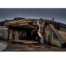 The Bunker - Rose & Kevin Kroeker Photographic Print