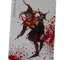 The Jokers Calling Card by saadiqalli