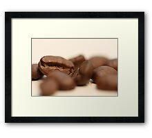 Latte Please.... Framed Print