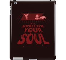 Swallow Your Soul iPad Case/Skin