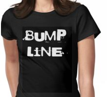 BUMP LINE Womens Fitted T-Shirt