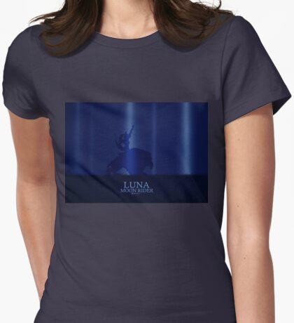 Dota 2 Luna Moonrider Womens Fitted T-Shirt