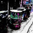 bins by alex amato