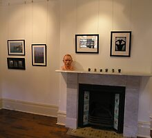 G26 exhibition at braemar gallery springwood sum of the artists work by bodymechanic