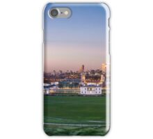 The View from Greenwich Park iPhone Case/Skin