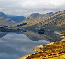 Mirror Loch by Euan Christopher