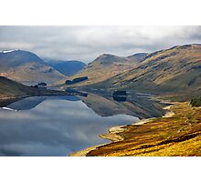 Mirror Loch Photographic Print