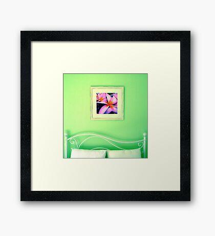 Calypso Dreams Framed Print