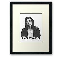 Grieves Print Framed Print
