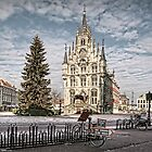 Christmas in Gouda by AnnieSnel