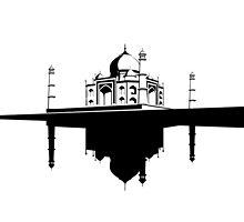 Taj Mahal by dipsmistry