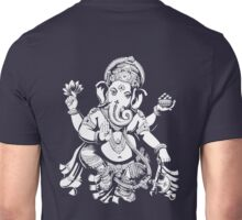 Lord Ganesh for dark colours Unisex T-Shirt