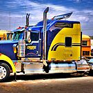 Kenworth 007 by Stevie Mancini
