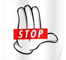 STOP ! Poster