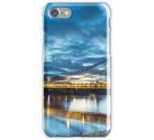 Hammersmith Bridge London iPhone Case/Skin