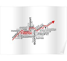 finance words Poster