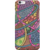 Rainbow Tangle iPhone Case/Skin