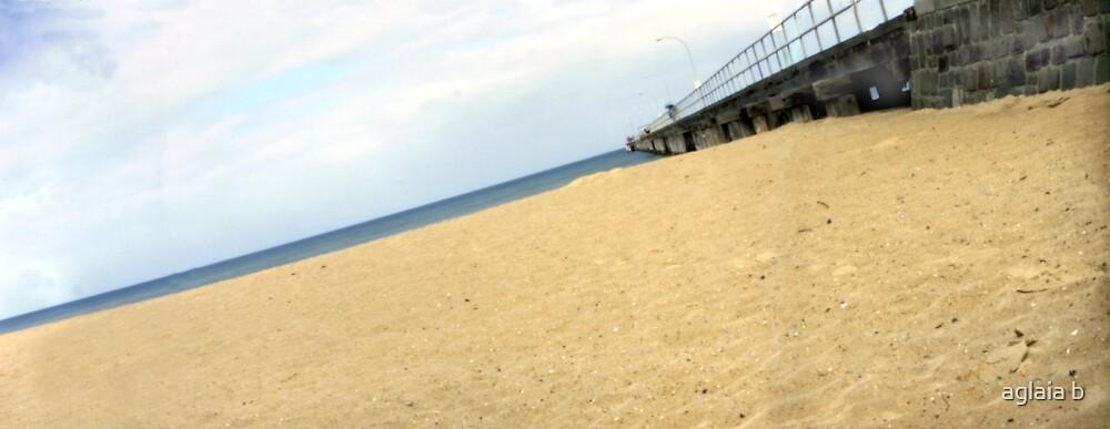 altona pier by aglaia b