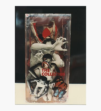 """""""The Collector""""1985 Front Photographic Print"""