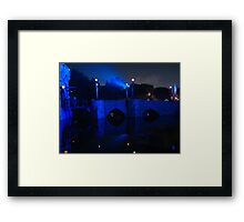 reMOATe Reflections Framed Print