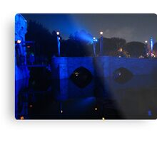 reMOATe Reflections Metal Print