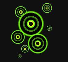 Green Record Unisex T-Shirt