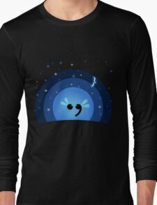 Semicolon Long Sleeve T-Shirt