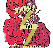 Please Go Away by ephielou