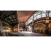 Behind The Station - Waterloo Photographic Print