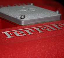 ferarri F40  by Ken McKillop