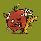 Zombies Fruits by Madkobra