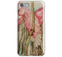 Flaming Galah iPhone Case/Skin