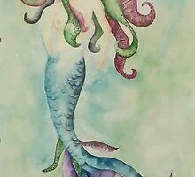 Mermaid 1 by Picatso