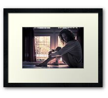 And indeed there will be time Framed Print