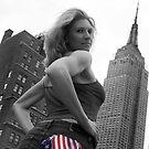New York Girl by Peter Bellamy