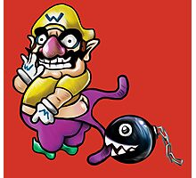 Wario Coppertone Ad Photographic Print