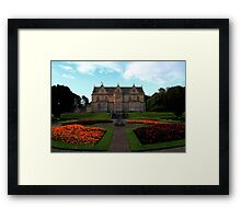Bangor Castle Framed Print