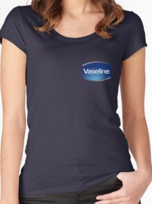 Vaseline (Best Quality) Women's Fitted Scoop T-Shirt