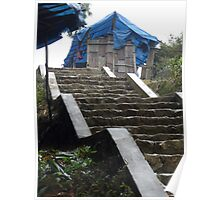 Sapa Stairs Poster