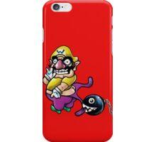 Wario Coppertone Ad iPhone Case/Skin