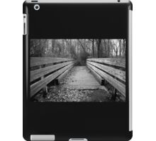 woodland bridge - Berlin,nj iPad Case/Skin
