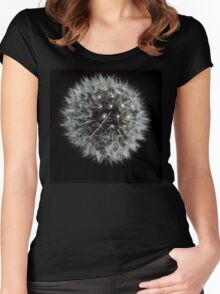 Dandy Lion Women's Fitted Scoop T-Shirt