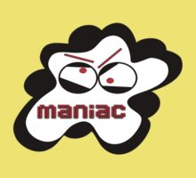 Maniac Original One Piece - Short Sleeve